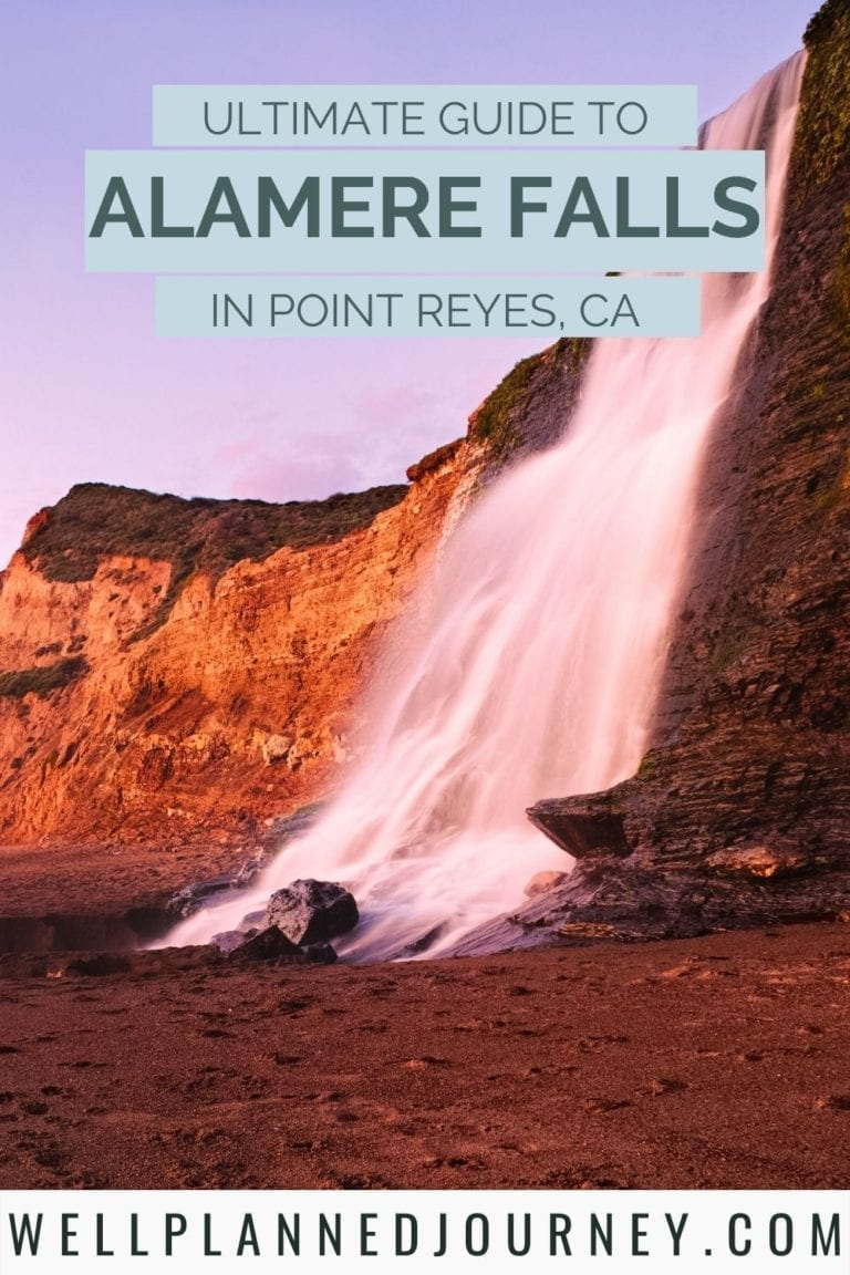 The Ultimate Guide to Alamere Falls Pinterest Pin