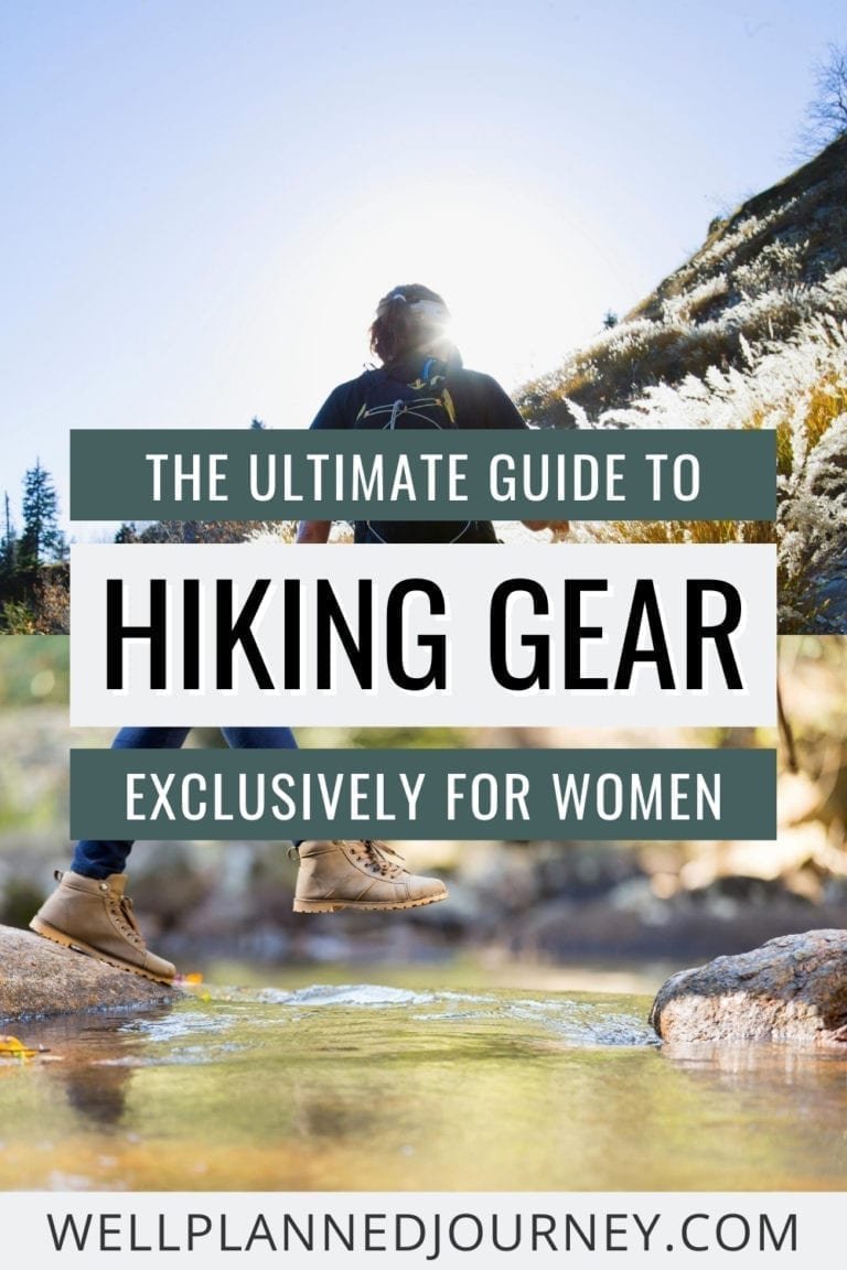 What to Wear Hiking: The Best Women's Hiking Apparel