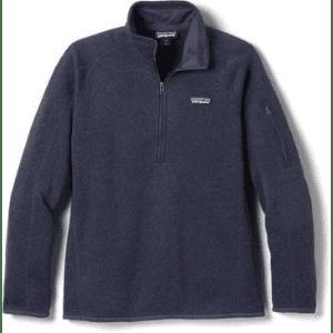 Patagonia Better Sweater Fleece Quarter Zip