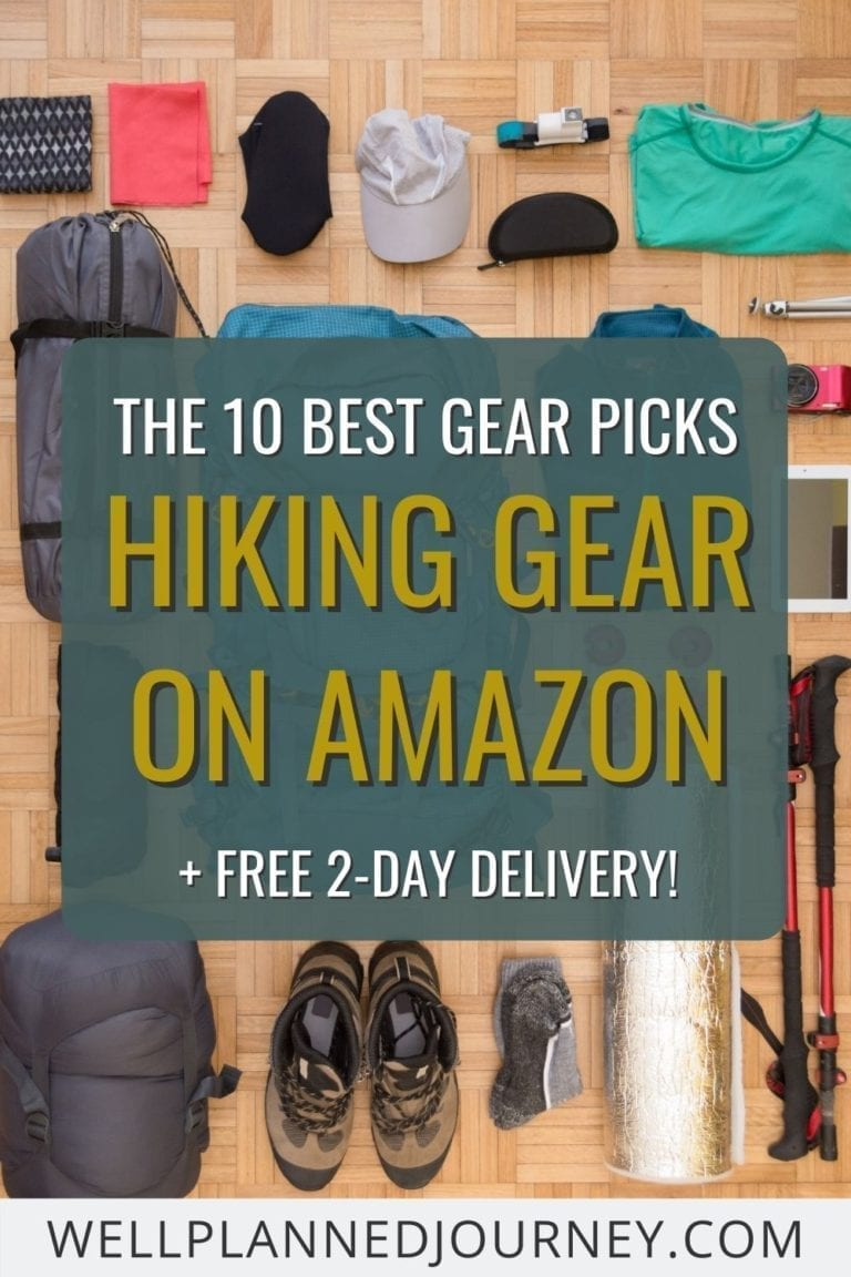 Pinterest Pin for the Best Outdoor Products on Amazon