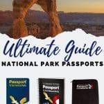 Best national park passport recommendations Pinterest Pin