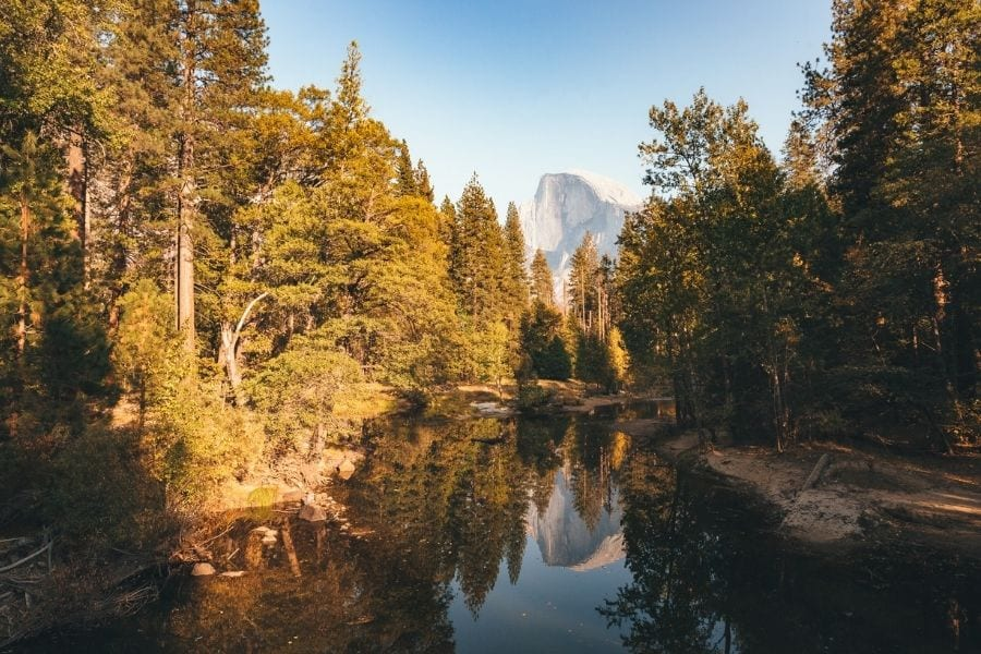 Best Yosemite photography spots