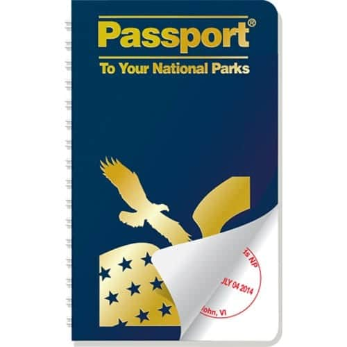 Classic Edition National Parks Passport
