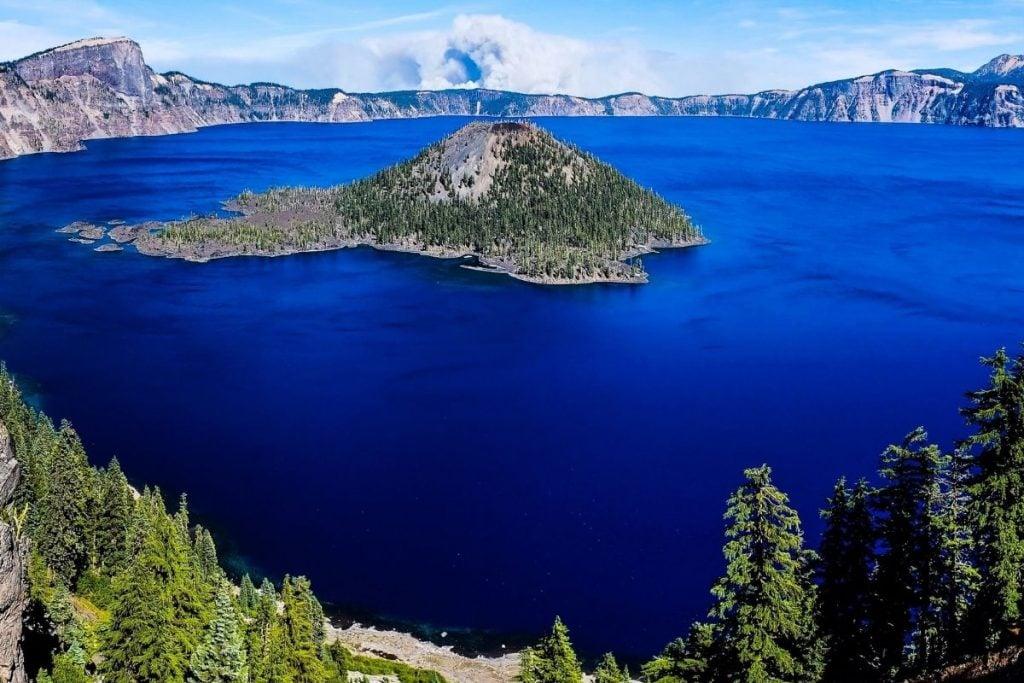 Crater Lake National Park Rim Drive