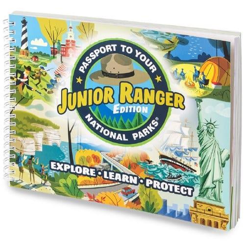 Junior Ranger National Parks Passport