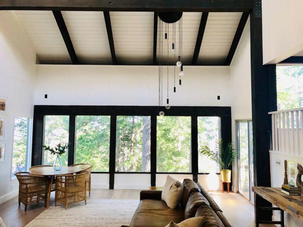 Modern Luxury Yosemite Airbnb