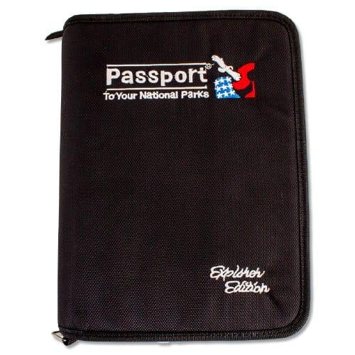 National Park Passport Explorer Edition