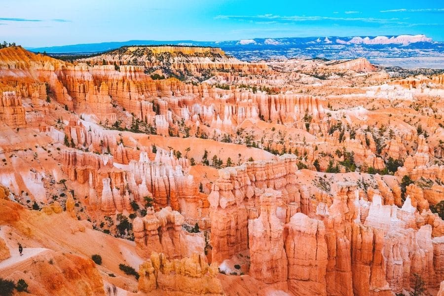 Rim Trail Best hike in Bryce Canyon National Park