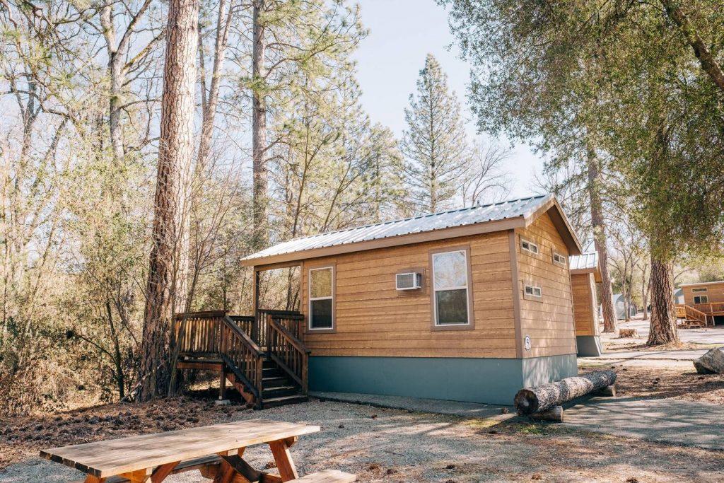 Yosemite Tiny Cabin